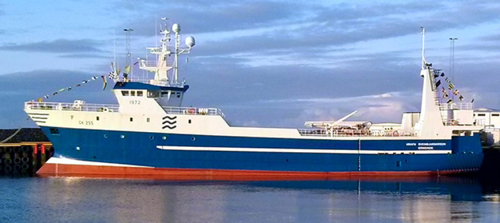 Hrafn Sveinbjarnarson Trawler