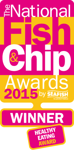 National Fish & Chip Awards Winner 2015