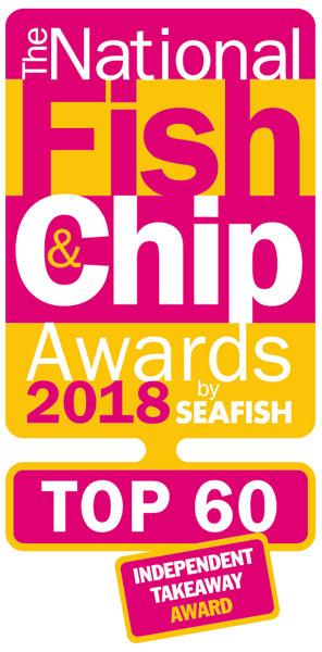 National Fish & Chip Awards Top 60