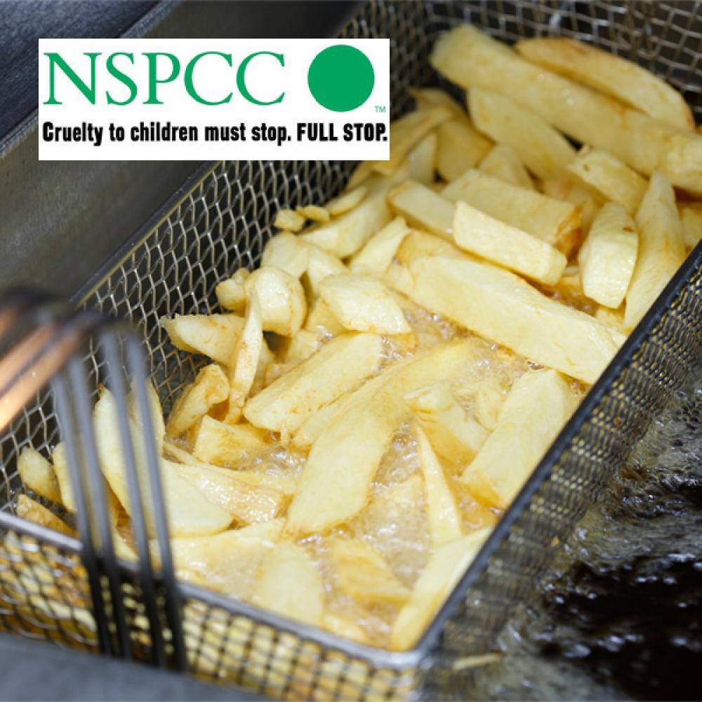Towngate raises money for NSPCC during National Chip Week