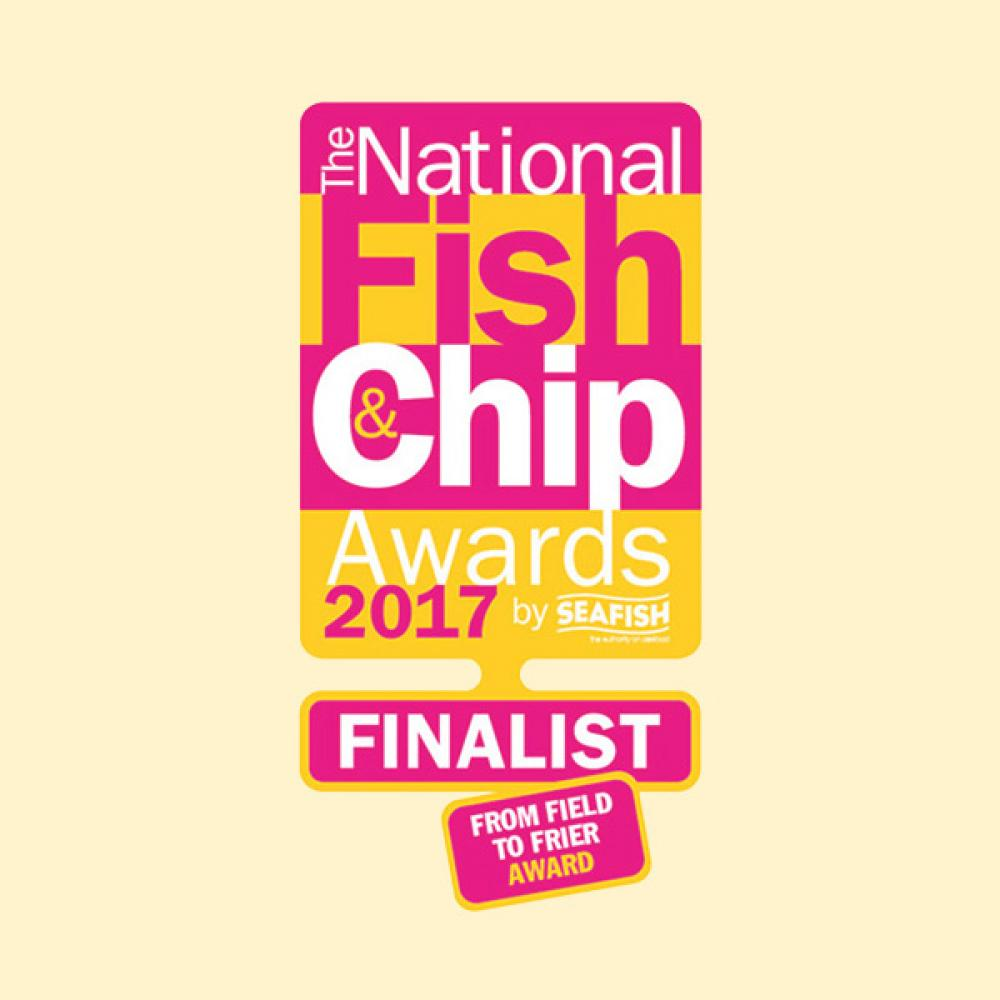 National Fish & Chip Awards Finalists 2017