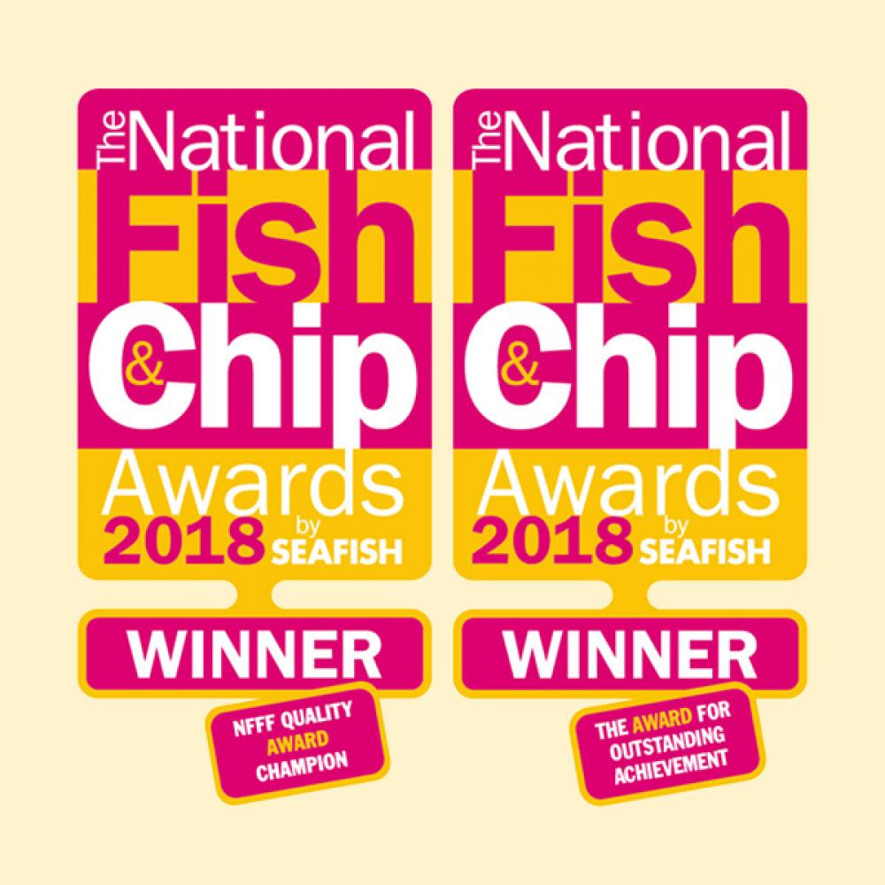 Towngate Fisheries wins two National Fish and Chip Awards