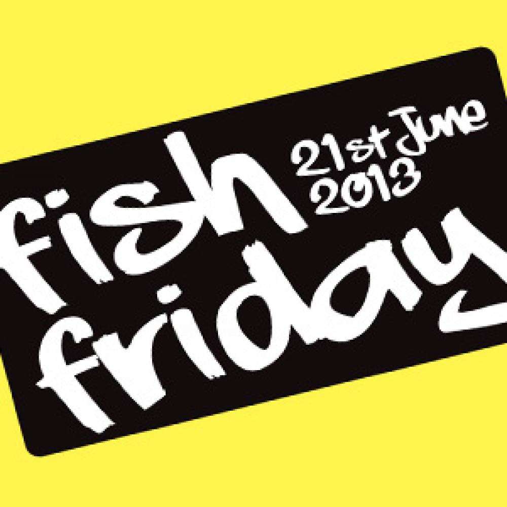 Fish Friday 2013 at Towngate Fisheries