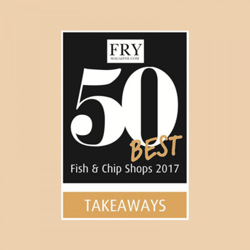 Towngate Fisheries awarded Fry Magazine Top 50 2017