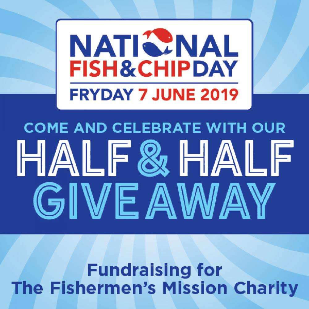 National Fish & Chip Day at Towngate Fisheries, Idle