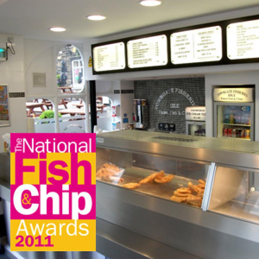 National Fish & Chip Awards Finalists 2011