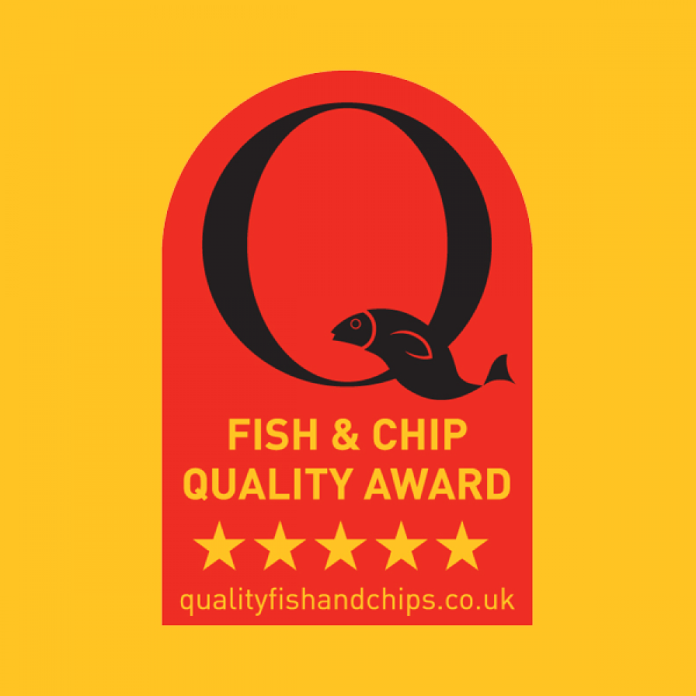 Top Quality Award for Towngate Fisheries