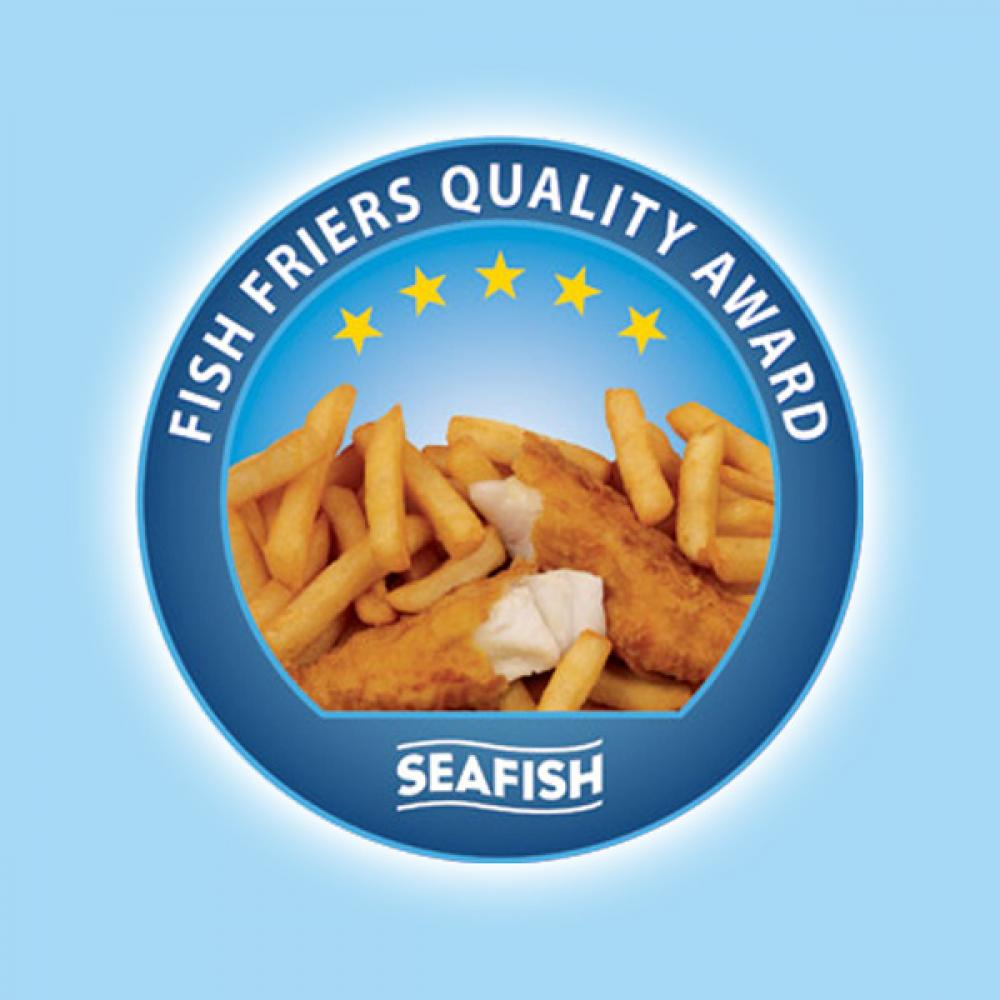 Towngate retains Seafish Fish Friers Quality Award