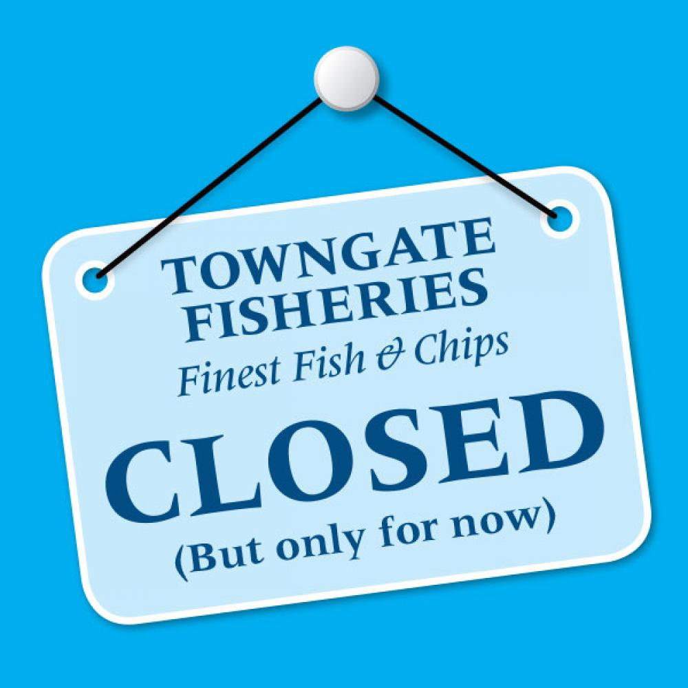 Towngate Fisheries, Idle is temporarily closed due to Covid-19