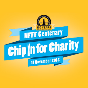 Chip in for Charity