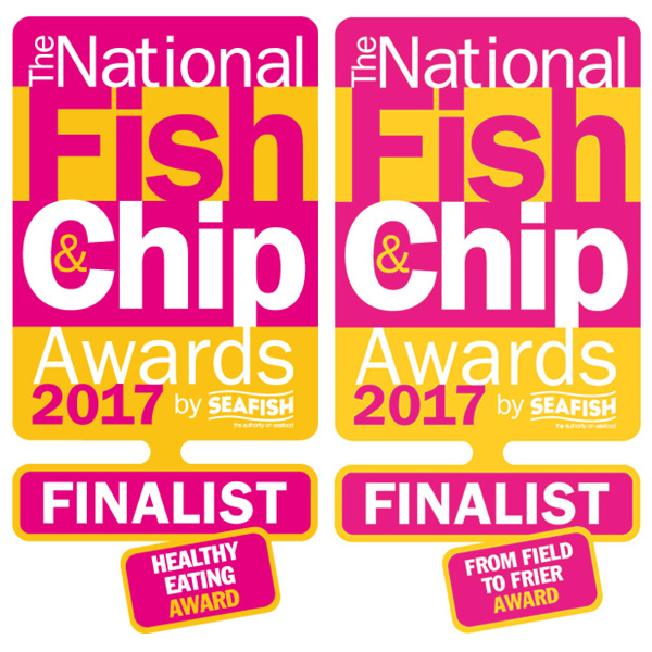 National Fish & Chip Awards Finalists 2017