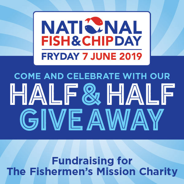 National Fish & Chip Day Offer at Towngate Fisheries