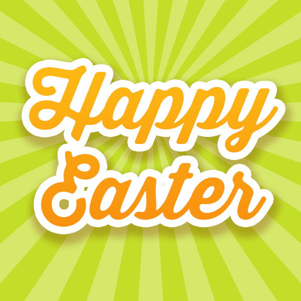 Happy Easter from Towngate Fisheries