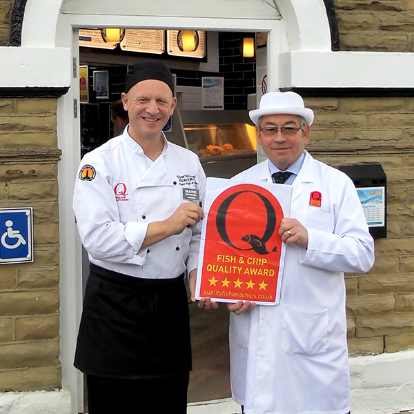 Towngate Fisheries retains Quality Award