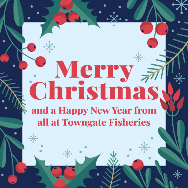 Merry Christmas from Towngate Fisheries